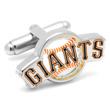 San Francisco Giants Baseball Cufflinks Novelty