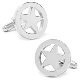 Lone Star Cufflinks Novelty