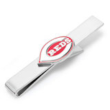 Cincinnati Reds Tie Bar Novelty