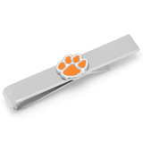 Clemson University Tigers Tie Bar Novelty