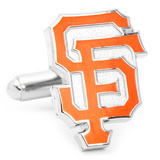 San Francisco Giants Cufflinks Novelty