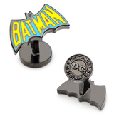 Vintage Batman Cufflinks Novelty