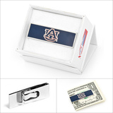 Auburn University Tigers Money Clip Novelty