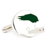 Retro Philadelphia Eagles Helmet Cufflinks Novelty