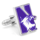 Northwestern University Wildcats Cufflinks Novelty