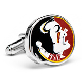 Vintage Florida State Seminoles Cufflinks Novelty