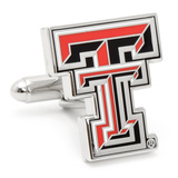 Texas Tech University Red Raiders Cufflinks Novelty