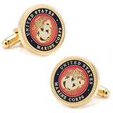 US Marine Corps Cufflinks Novelty