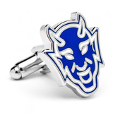 Vintage Duke University Blue Devils Cufflinks Novelty