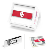 Oklahoma University Sooners Money Clip Novelty