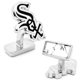Palladium Chicago White Sox Cufflinks Novelty