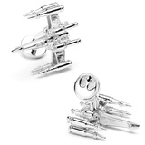 Star Wars X-Wing Starfighter Cufflinks Novelty