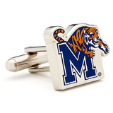 Memphis Tigers Cufflinks Novelty