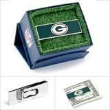 Green Bay Packers Money Clip Novelty