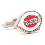 Cincinnati Reds Cufflinks Novelty