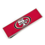 San Francisco 49ers Money Clip Novelty