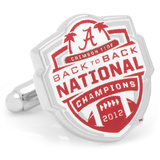 2012 University of Alabama National Champions Cufflinks Novelty