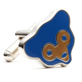 Retro Chicago Cubs Cufflinks Novelty
