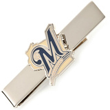 Milwaukee Brewers Tie Bar Novelty