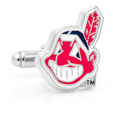 Cleveland Indians Cufflinks Novelty