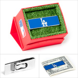 LA Dodgers Money Clip Novelty