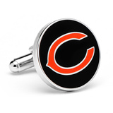 Chicago Bears Cufflinks Novelty