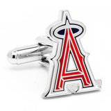 Los Angeles Angels Cufflinks Novelty