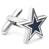 Dallas Cowboys Cufflinks Novelty