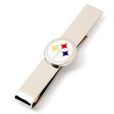 Pittsburgh Steelers Tie Bar Novelty