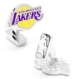 Palladium LA Lakers Cufflinks Novelty