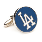 LA Dodgers Cufflinks Novelty