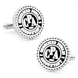 CPA Seal Cufflinks Novelty