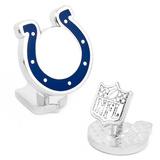 Palladium Indianapolis Colts Cufflinks Novelty