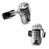Pewter Boxing Glove Cufflinks Novelty