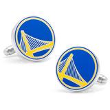 Golden State Warriors Cufflinks Novelty