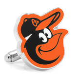Baltimore Orioles Cufflinks Novelty