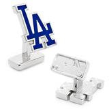 Palladium LA Dodgers Cufflinks Novelty