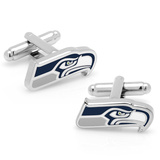 Seattle Seahawks Cufflinks Novelty
