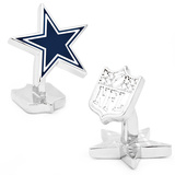 Palladium Dallas Cowboys Cufflinks Novelty