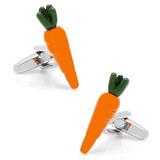 Mise en Place Carrot Cufflinks Novelty