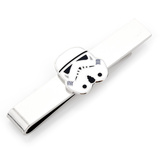 Star Wars Stormtrooper Head Tie Bar Novelty
