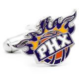 Phoenix Suns Cufflinks Novelty