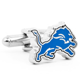 Detroit Lions Cufflinks Novelty