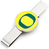 Oregon Ducks Tie Bar Novelty