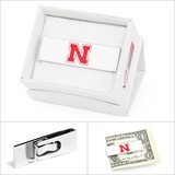 University of Nebraska Cornhuskers Money Clip Novelty