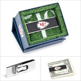 Kansas City Chiefs Money Clip Novelty