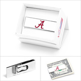 University of Alabama Crimson Tide Money Clip Novelty