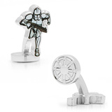 Clone Trooper Action Cufflinks Novelty