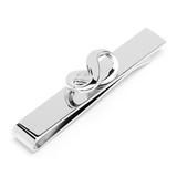 Infinity Symbol Tie Bar Novelty