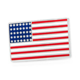 American Flag Lapel Pin Novelty